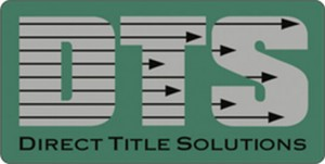 DIRECT TITLE SOLUTIONS Logo