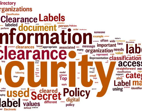 security-labels-clearance